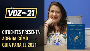 FIL2020: Rosa María Cifuentes presenta su agenda Astral Zéfiro 2021