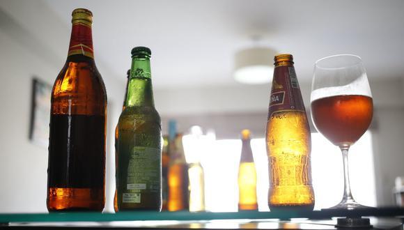 Las cervezas pagarán una tasa fija de ISC de S/ 2.31 por litro, un incremento de S/ 0.06 en comparación a los S/ 2.25 anteriores. (Foto: GEC)