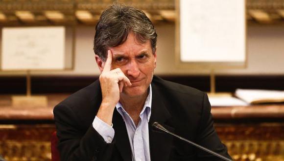 Pablo de la Flor, ex director de la Autoridad para la Reconstrucción Con Cambios. (Perú21)
