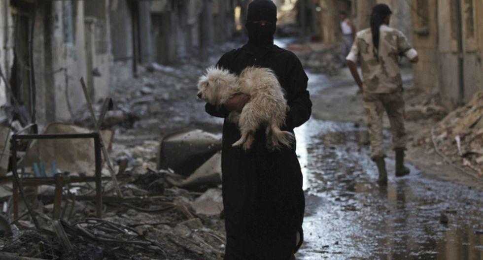 Sirios la pasan muy mal. (Reuters)
