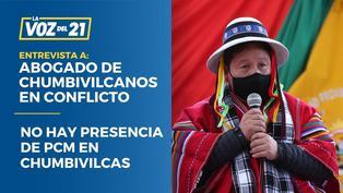 Abogado de las Comunidades Campesinas de Chumbivilcas afirma que no hay presencia de PCM
