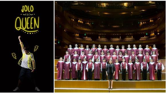 Conciertos serán el 14 y 15 de abril en el Gran Teatro Nacional (Difusión).