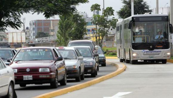 Metropolitano genera caos. (Perú21)