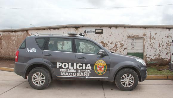 Vecinos de San Gabán fueron alertados por el hallazgo de dos personas colgadas de un puente. (Difusión)