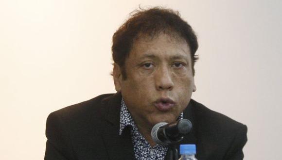 Luis Bueno. (Peru21)