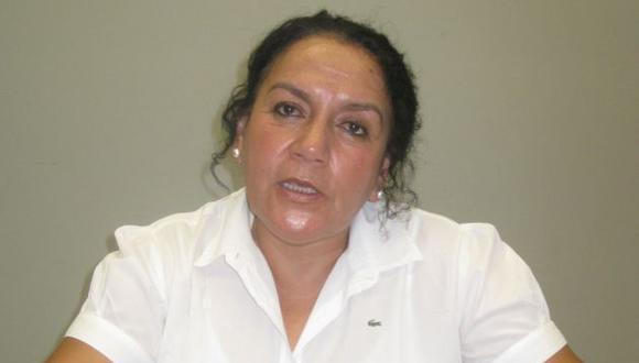 Es la tercera vez María Acuña Peralta postula al Congreso; antes lo hizo en los procesos del 2006 y 2011. (Foto: GEC)