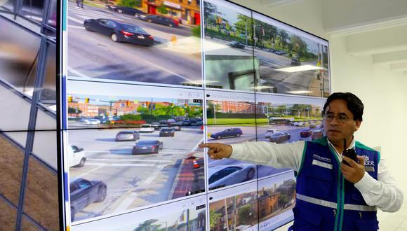 La información de los vehículos será enviada a Centro de Gestión y Control (CGC) de la comuna de Lima.