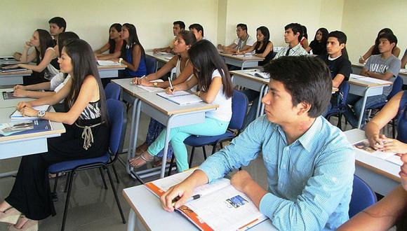 La subvención cubre un tope monetario de US$ 10,000 por año académico. (Foto: GEC)