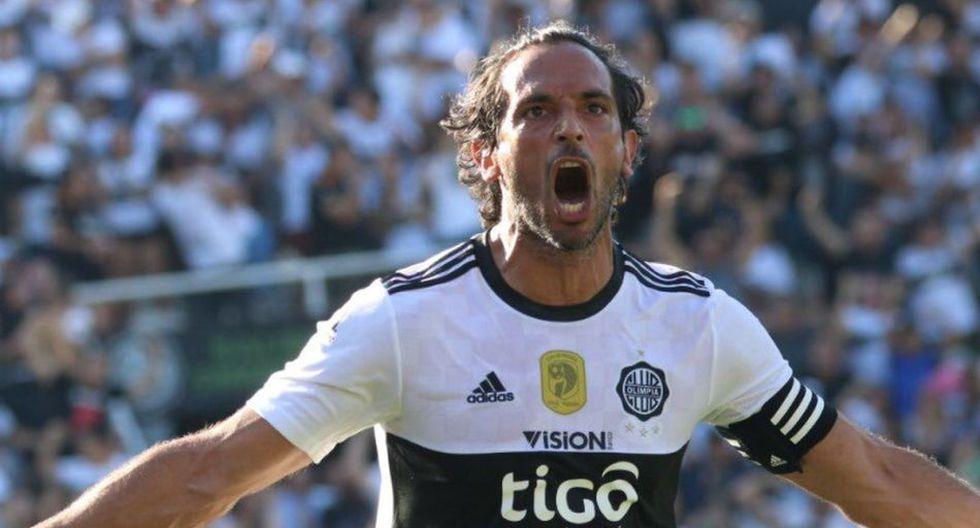 Con Roque Santa Cruz y Adebayor, Olimpia jugará en el grupo G.