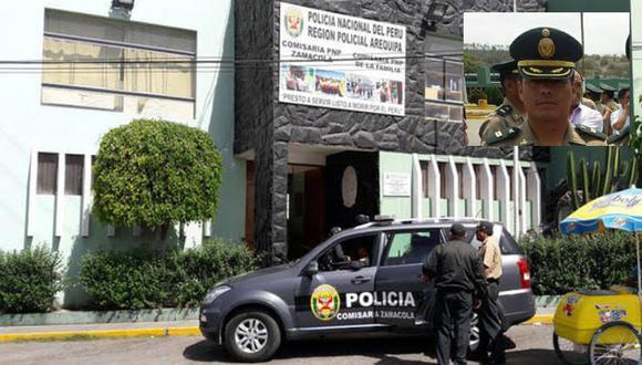 Arequipa: Teniente PNP Juan Castro Cuba es condenado a 4 años de prisión efectiva por pedir una coima de 2 mil soles a dueño de gimnasio que fue intervenido por atender clientes en pleno estado de emergencia.