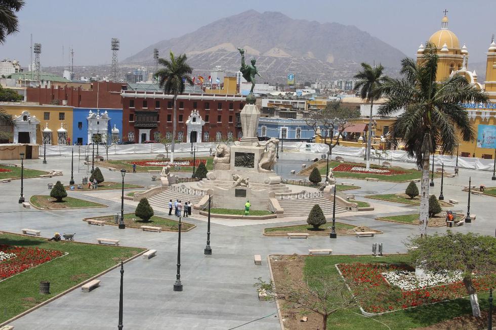 Trujillo es considerada como la localidad más insegura de la provincia del mismo nombre.