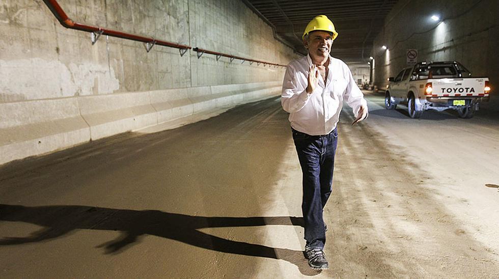 Luis Castañeda Lossio: Exalcalde de Lima fue internado en el hospital Rebagliati (El Comercio / Juan Ponce)