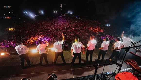 Municipalidad de Comas aclaró que aún no autoriza concierto de la orquesta Armonía 10. (Foto: Facebook oficial)