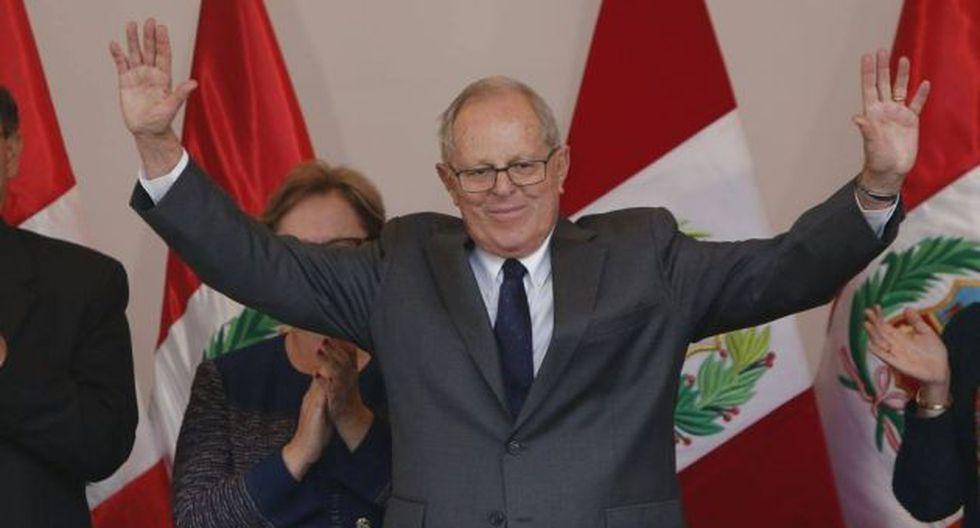 Pedro Pablo Kuczynski, de 77 años, es el nuevo presidente del Perú. (Anthony Niño de Guzmán)