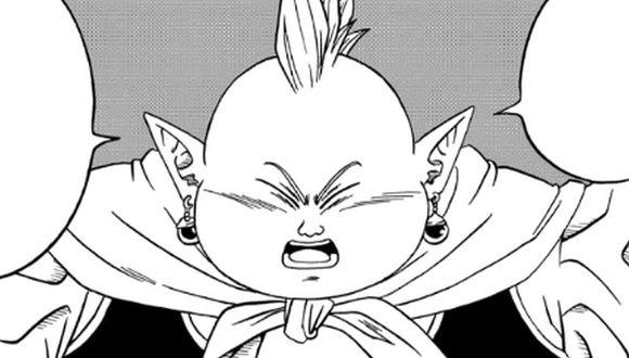 Majin Boo se transforma en el Gran Kaio-Shin en la nueva entrega del manga. (Foto: V Jump)