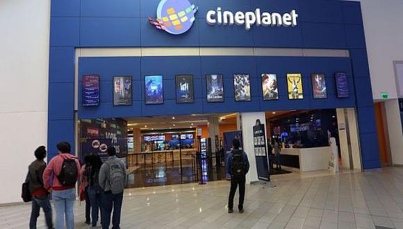 Cineplanet cerrará sus instalaciones de manera temporal. (Foto: GEC)