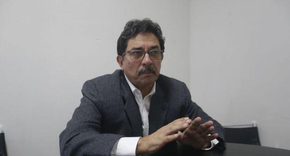 El ex ministro Enrique Cornejo busca postular a la Alcaldía de Lima por Democracia Directa. (Perú21)