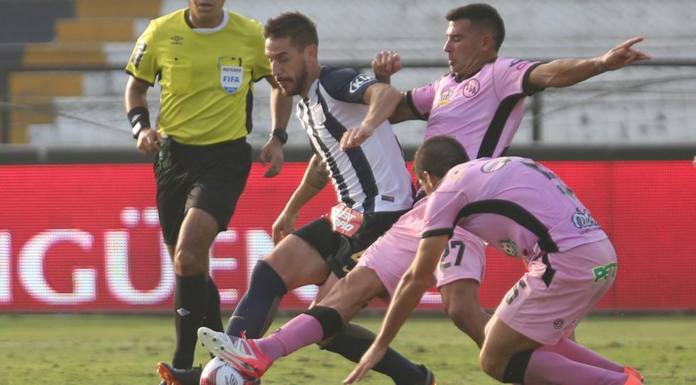 Alianza Lima no podrá enfrentar a Sport Boys este miércoles. (USI)