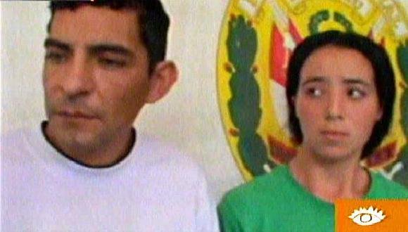 Homicidas fueron atrapados en Satipo (Junín) y trasladados a Arequipa. (Captura de TV)