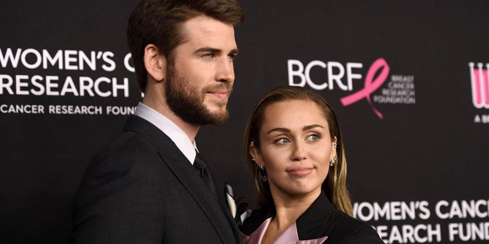 Slide Away, de Miley Cyrus: Liam Hemsworth y la historia detrás de esta canción (Foto: People)