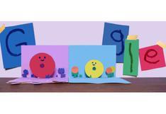 Google homenajea a las madres del mundo en su día con este doodle animado