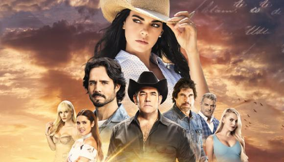 """Livia Brito y José Ron son los protagonistas de """"La desalmada"""", la nueva telenovela producida por José Alberto """"el Güero"""" Castro para Televisa. (Foto: Televisa)"""