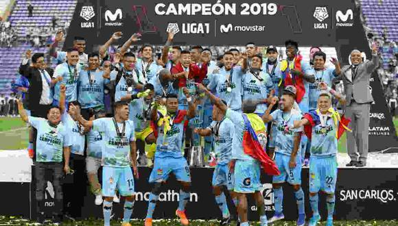 Binacional ya conoce a sus rivales en la Copa Libertadores 2020. (Foto: GEC)
