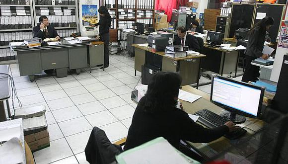 Expectativa de empleo se ubica en 16% para el próximo año. (USI)