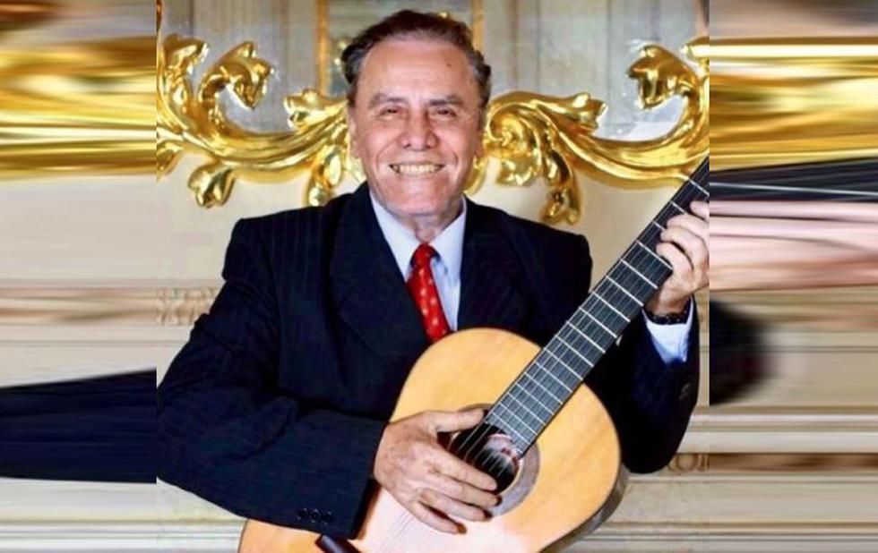 Augusto Polo Campos recibirá homenaje con la entonación del emblemático tema 'Contigo Perú' en el Rímac. (Facebook/@augustopolocamposoficial)