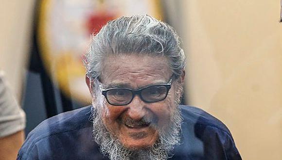 NO TIENE PERDÓN. El 'camarada Gonzalo' inició su vida criminal en mayo de 1980, en Ayacucho. (Foto: GEC)