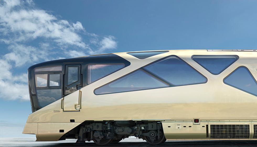 ¿Pagarías $/10 mil por un boleto? Conoce aquí uno de los trenes más caros del mundo (Captura/JR EAST)