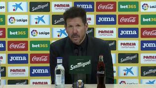 """Diego Simeone, sobre Joao Félix: """"Me gustan los jugadores rebeldes"""""""