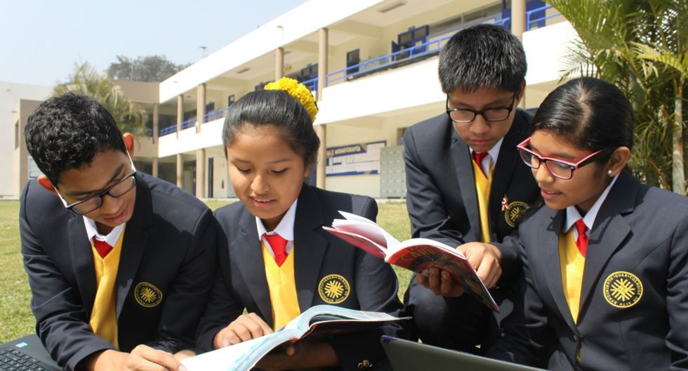 Minedu convocó un concurso para cubrir 94 plazas docentes y administrativas en los Colegios de Alto Rendimiento (COAR). (Foto: Minedu)