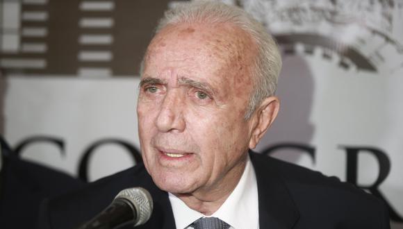 Guido Lombardi comentó que Alan García teme un eventual interrogatorio del fiscal José Domingo Pérez. (Foto: USI)