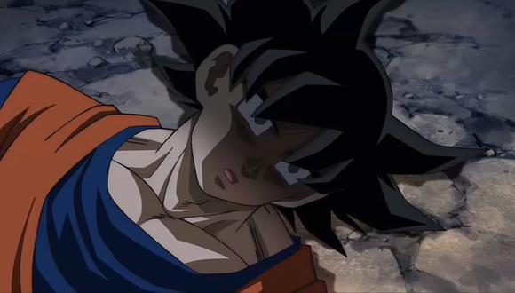 Gokú si muere en la cronología oficial de Dragon Ball Super, pero es revivido por sus propias esferas de ki (Foto: Toei Animation)