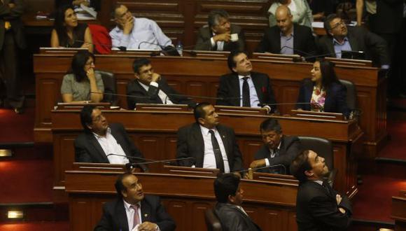 Gana Perú oficializa hoy su candidato a la presidencia del Congreso. (Perú21)