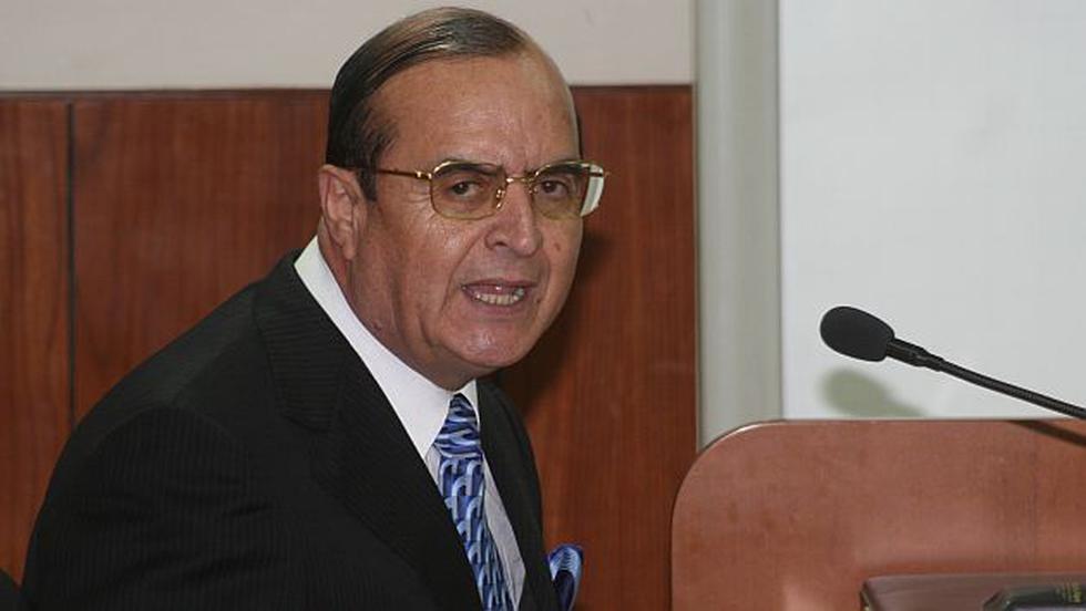 Vladimiro Montesinos no será condenado por el caso. (USI)