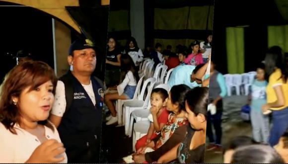 Coronavirus en el Perú: Circo no acataba toque de queda y daba funciones en Ate. (Latina)