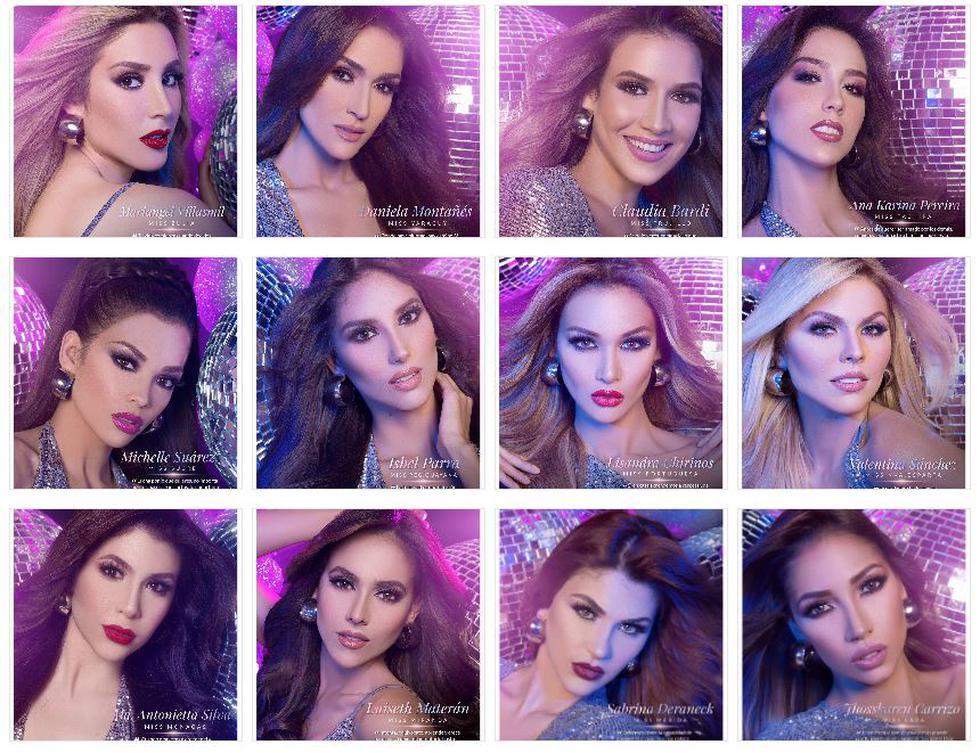 Hoy se celebra una nueva edición del Miss Venezuela (Facebook)