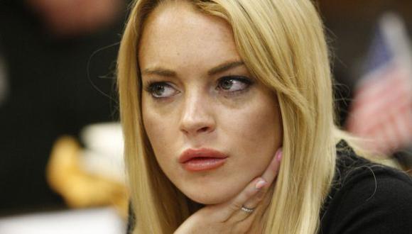 Lindsay Lohan cerró el acuerdo tras cuatro meses de negociaciones. (AFP)