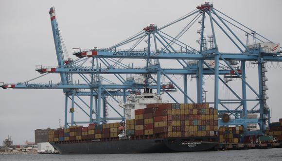 En noviembre, las exportaciones sumaron US$ 4,064 millones, lo que representó un incremento de 2.4% con respecto a noviembre del año anterior. (Foto: GEC)