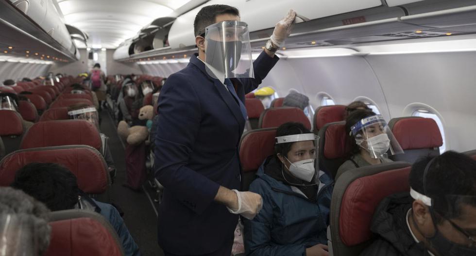 Lo que se sabe de la reanudación de los vuelos internacionales