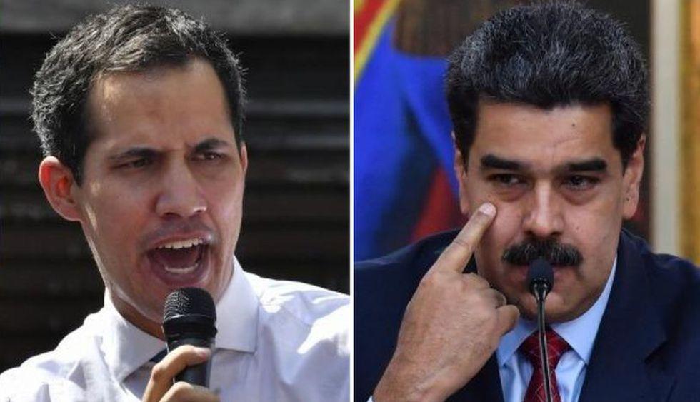Grave crisis en Venezuela. (Foto: AFP)