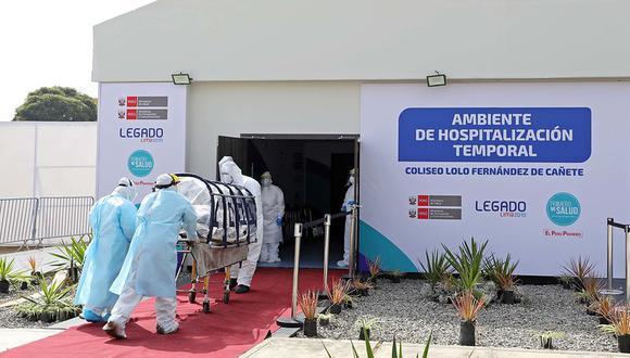 Covid-19: asignan más de s/ 35 millones para garantizar continuidad de centros de atención temporal del proyecto legado