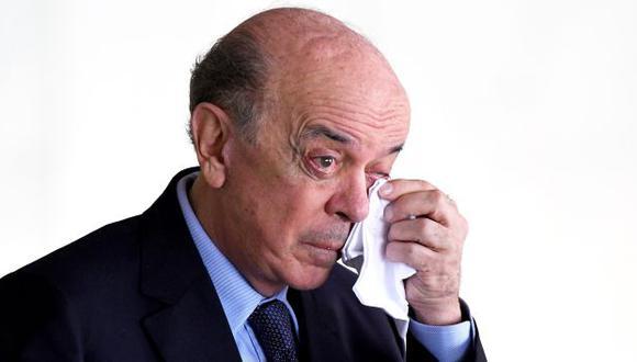 Portavoces de José Serra señalan que aportes se realizaron dentro del marco de la ley vigente. (EFE)
