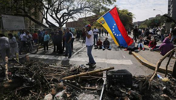 Venezuela: El asedio del régimen chavista a los medios de comunicación. (AP)