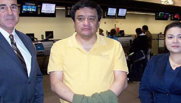 Héctor Llontop vivía desde hace más de 10 años en EE.UU. (Foto: www.ice.gov)