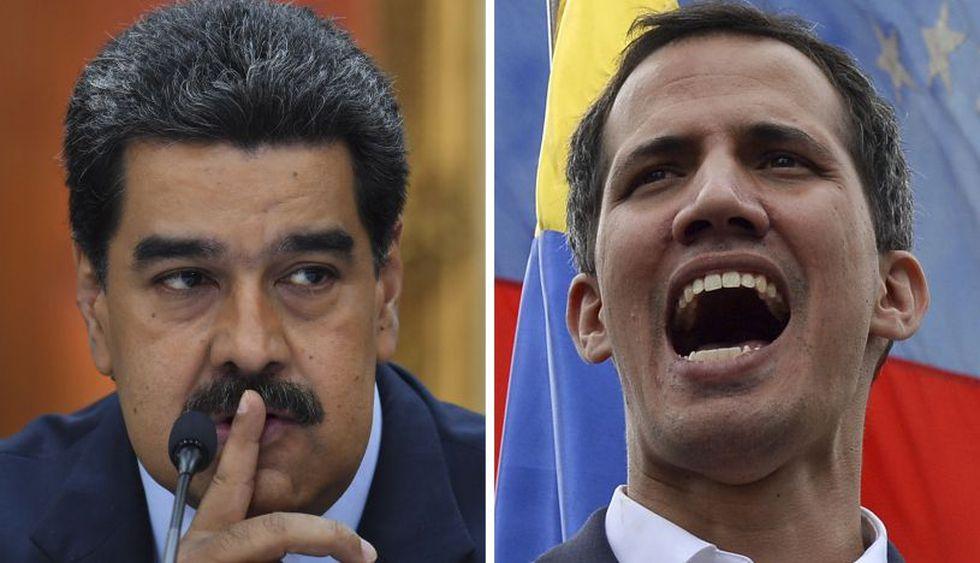 Grupo de contacto se reúne en Montevideo para buscar una salida a la crisis de Venezuela. (Foto: AFP)