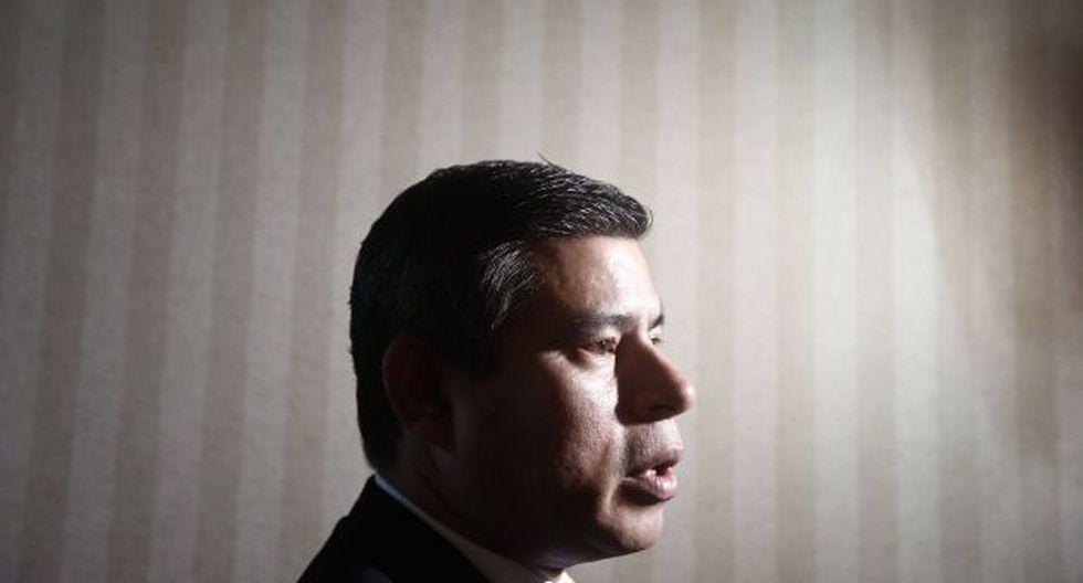 Luis Galarreta exigió que no le permita a Nicolás Maduro venir a Perú para la Cumbre de las Américas. (CésarCampos/Perú21)
