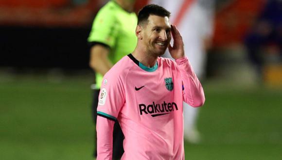 Lionel Messi tendría un recibimiento inesperado en la MLS, confesó un argentino en Estados Unidos (Foto: EFE)